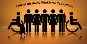 The Federal Disability Workforce Consortium Logo